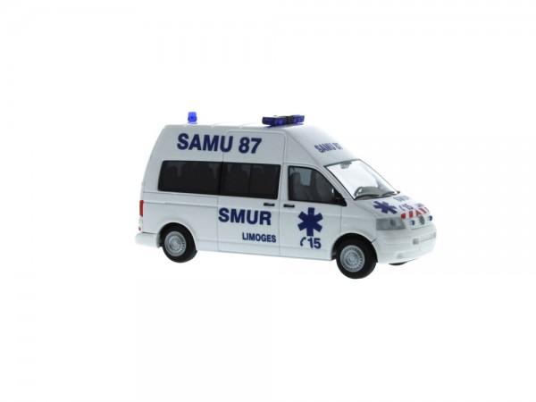 Volkswagen T5 Samu 87 Limoges (FR), 1:87