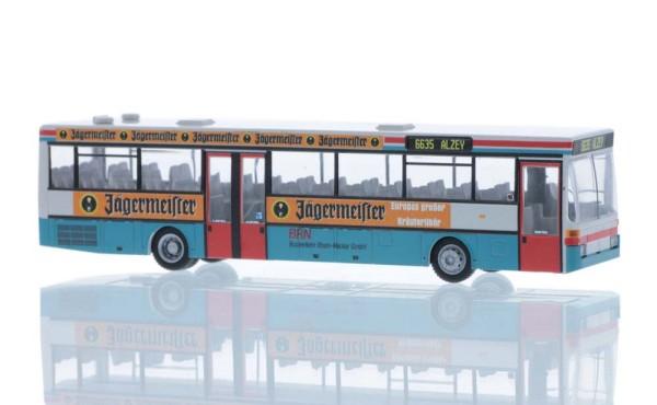 Mercedes-Benz O 407 BRN - Jägermeister, 1:87
