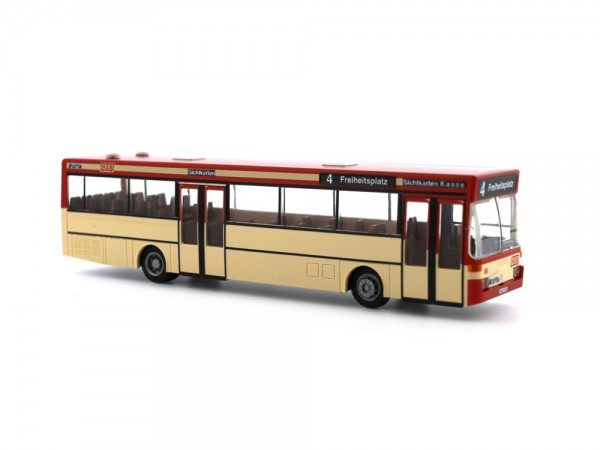 Mercedes-Benz O405 Hanauer Straßenbahn, 1:87