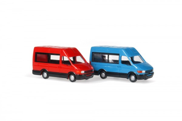 Iveco Daily Bus, 1:160