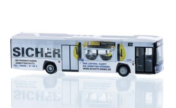Solaris Urbino 12´14 Völklinger Verkehrsbetriebe, 1:87