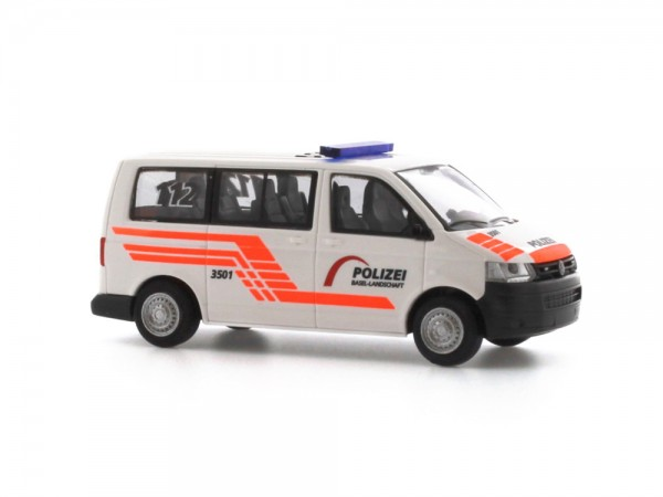 Volkswagen T5 Polizei Baselland (CH) , 1:87