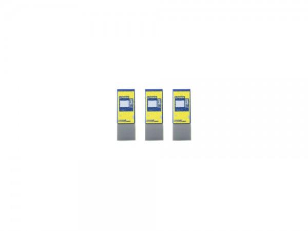 Fahrkartenautomat NS Group N.V (NL) 3 Stück, 1:160