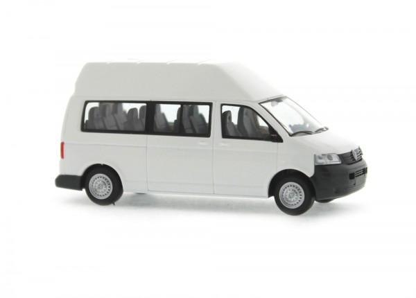 Volkswagen T5 '03 LR HD Bus weiß, 1:87