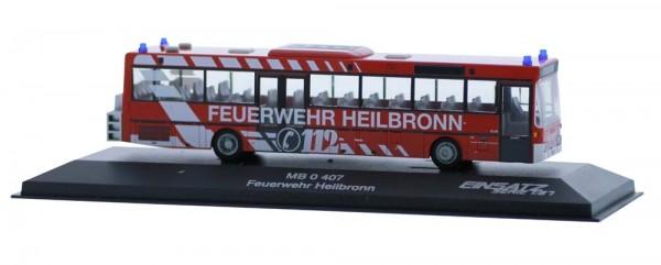 Mercedes-Benz O 407 FW Heilbronn, 1:87