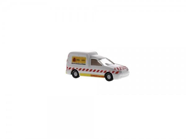 Volkswagen Caddy Conservacion (ES), 1:160
