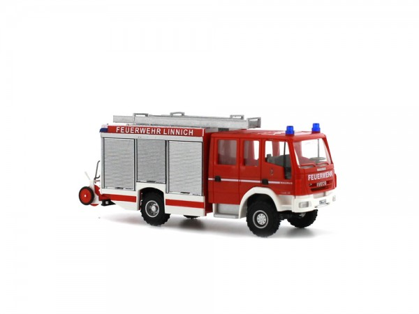 Iveco Magirus Alufire 3 HLF 20/16 FW Linnich, 1:87