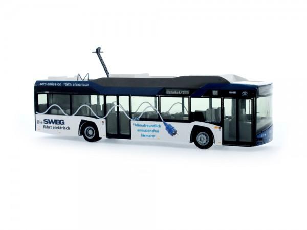 Solaris Urbino 12´14 electric SWEG, 1:87