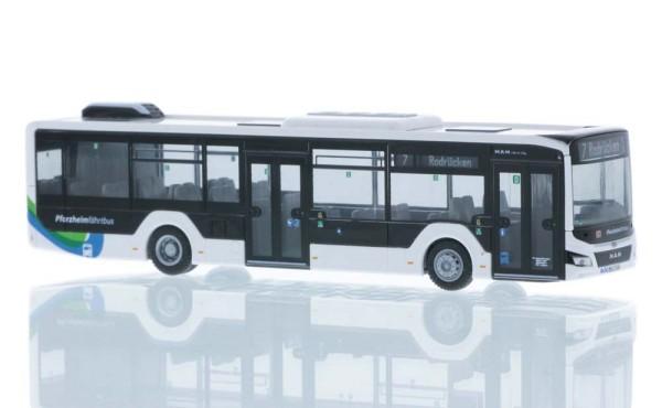 MAN Lion´s City 12´18 Pforzheimfährtbus, 1:87