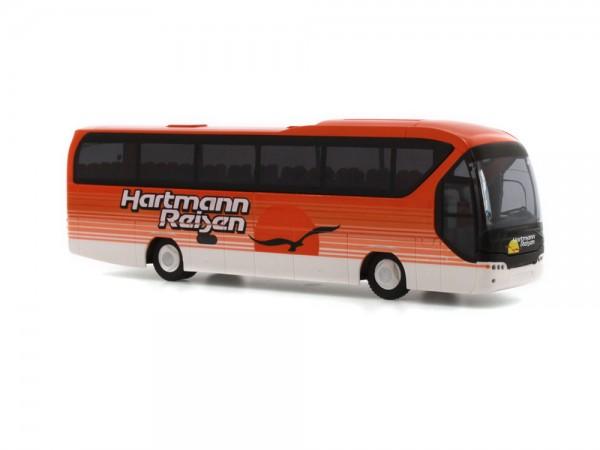 Neoplan Tourliner Hartmann - Reisen, Rottenburg 1:87