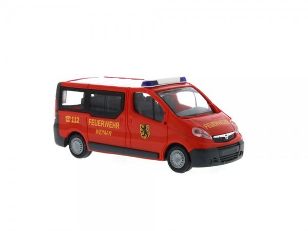 Opel Vivaro Feuerwehr Weimar, 1:87