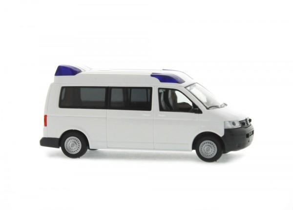 Ambulanz Mobile Hornis M `03 weiß, 1:87