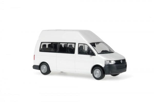 Volkswagen T5 GP HD LR Bus weiß, 1:87