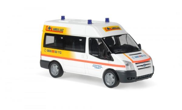 Ford Transit 06 City Ambulanz, 1:87