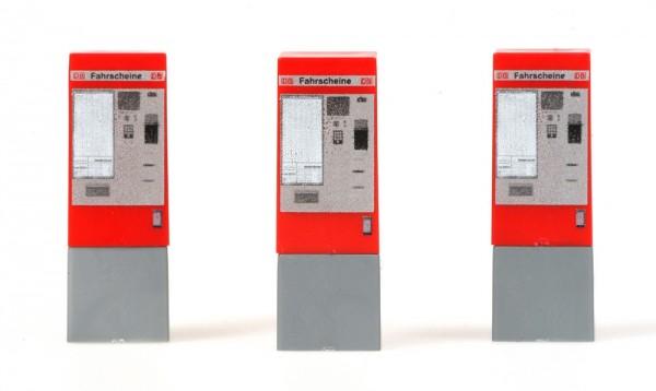 Fahrkartenautomat DB, 1:87
