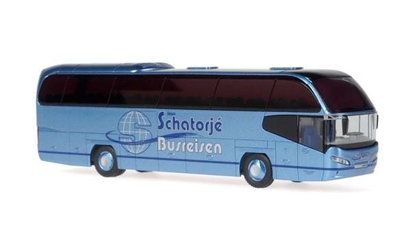 Neoplan Cityliner Schatorje Busreisen, 1:87