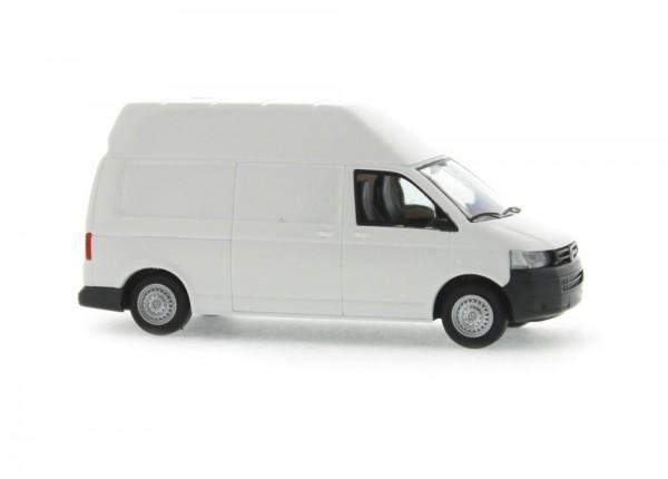 Volkswagen T5 '10 LR HD Kasten weiß, 1:87
