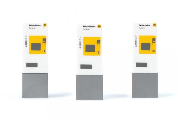 Fahrkartenautomat BVG, 1:87