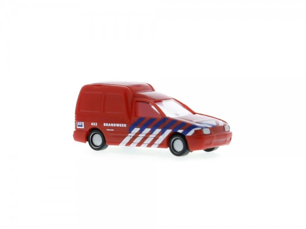 Volkswagen Caddy Brandweer (NL), 1:160