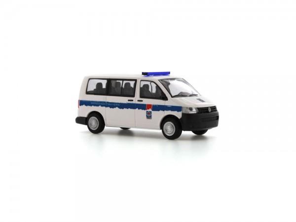 Volkswagen T5 ´10 Bus KR FD Bergwacht Bayern, 1:87