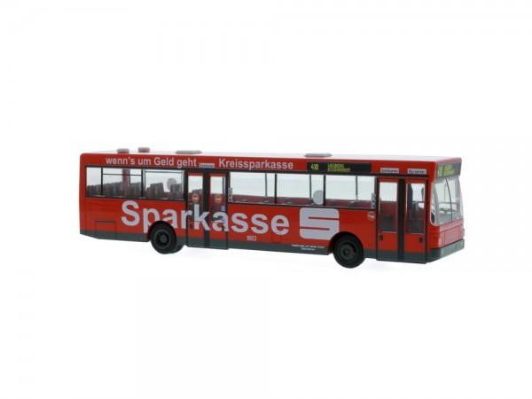 MAN SL 202 Kreiswerke Heinsberg - Sparkasse, 1:87