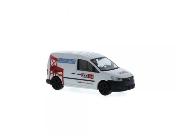 Volkswagen Caddy ´11 XXX Lutz Mein Möbelhaus, 1:87
