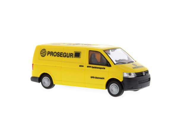 Volkswagen T5 ´10 Prosegur, 1:87