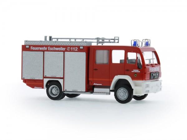 Schlingmann MAN TLF 16/25 FW Eschweiler, 1:87