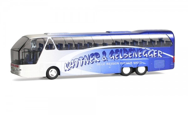Neoplan Starliner Gelbenegger Kattiner (AT), 1:87