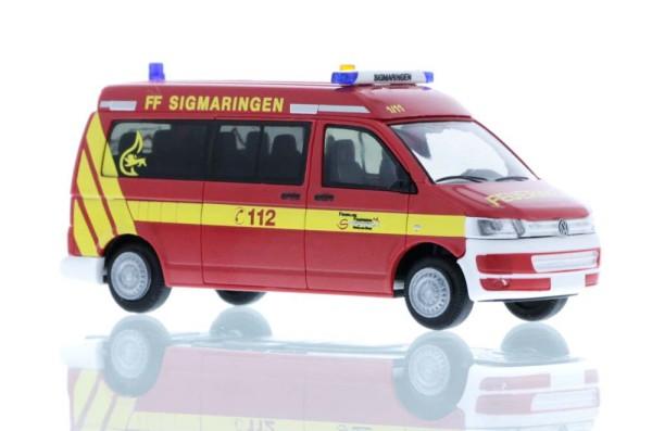 Volkswagen T5 ´10 FW Sigmaringen, 1:87