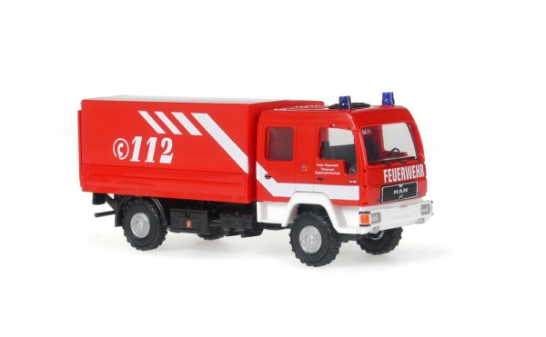MAN Dekon-P Feuerwehr Tönisvorst, 1:87
