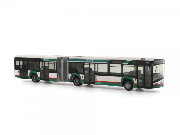 Solaris Urbino 18 '14 Magdeburger Verkehrsbetriebe, 1:87