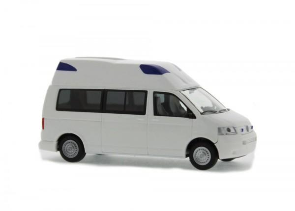 Ambulanz Mobile Hornis Silver '03 weiß, 1:87