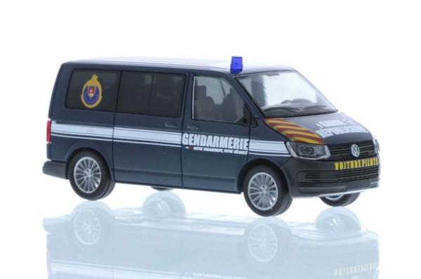 Volkswagen T6 Gendarmerie Garde Republicaine (FR), 1:87