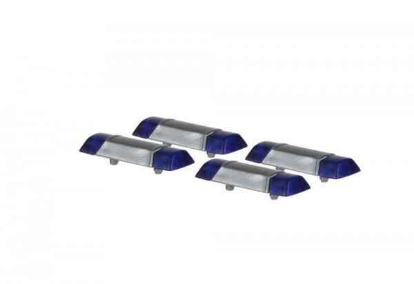Hella RTK 7 Blaulichtbalken für Pkw, 1:87