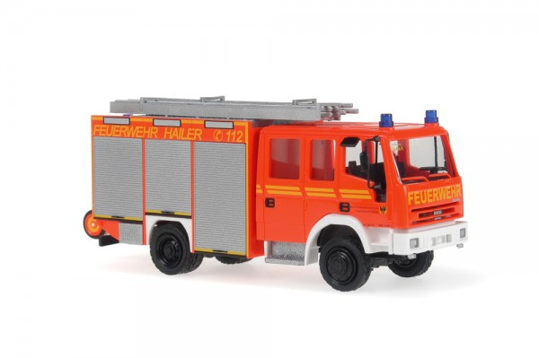 Iveco Eurofire Feuerwehr Hailer, 1:87