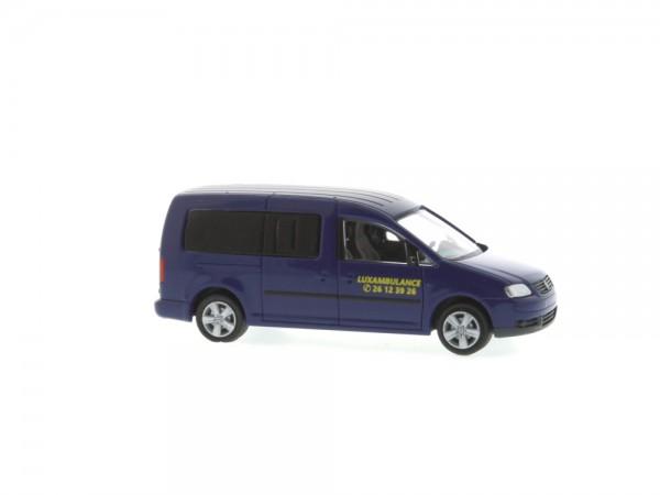 Volkswagen Caddy Maxi Luxambulance (LU), 1:87