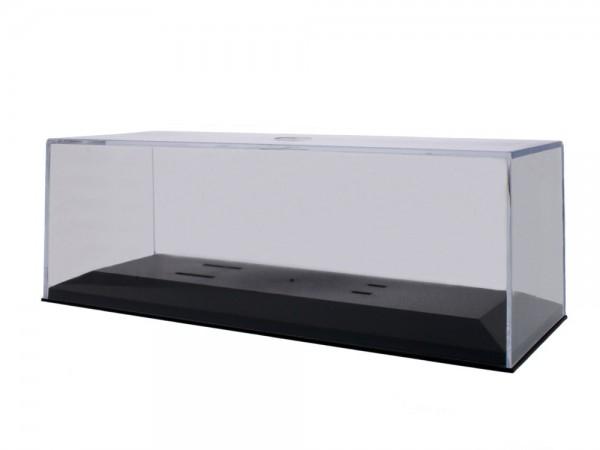 Präsentationsbox für Busmodell