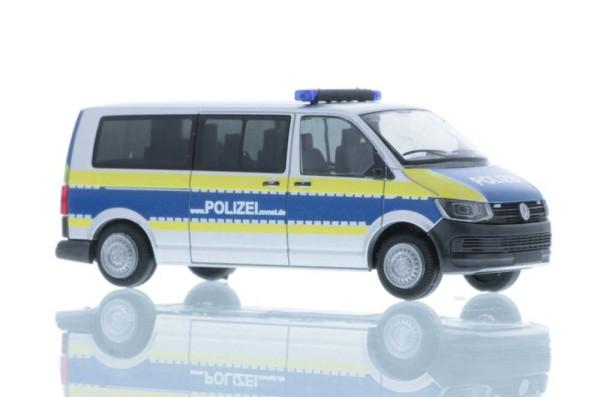Volkswagen T6 Polizei Mecklenburg Vorpommern, 1:87