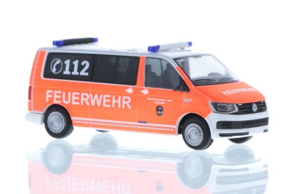 Volkswagen T6 FW Stockstadt, 1:87