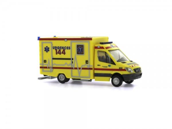WAS Ambulanz RTW Ambulanz Sud Fribourgeois (CH), 1:87