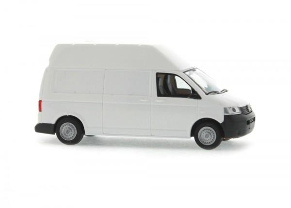 Volkswagen T5 '03 LR HD Kasten weiß, 1:87