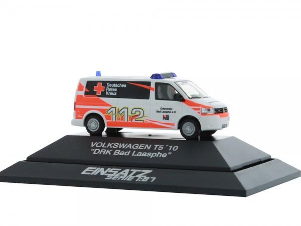 Volkswagen T5 ´10 DRK Bad Laasphe, 1:87