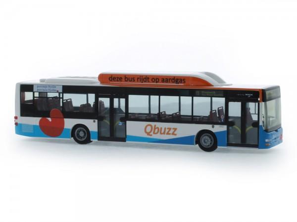 MAN Lion´s City CNG Qbuzz Friesland (NL), 1:87