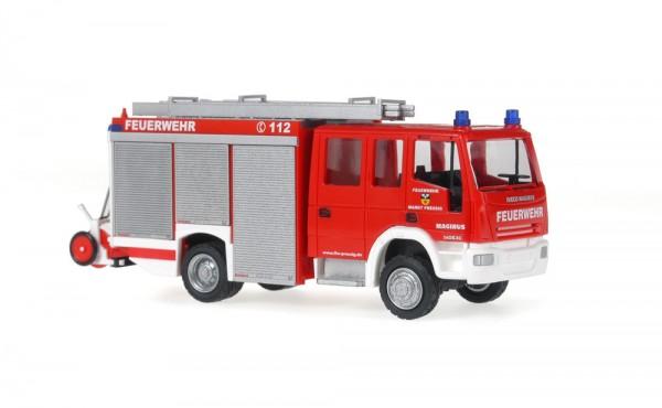 Iveco Magirus Alufire 3 Feuerwehr Pressig, 1:87