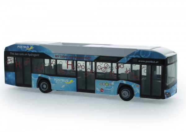 Solaris Urbino 12´19 Hydrogen Postbus - Holding Graz Linien (AT), 1:87
