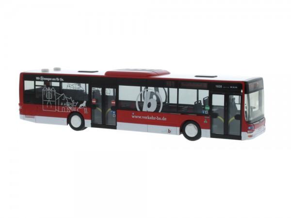 MAN Lion's City E6 Braunschweiger Verkehrs GmbH, 1:87