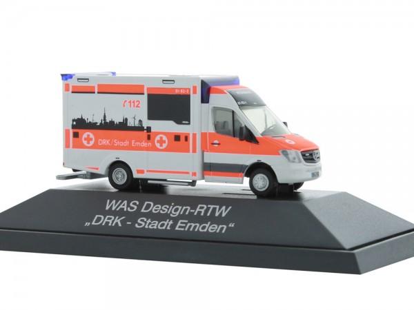 WAS Design-RTW DRK Stadt Emden, 1:87