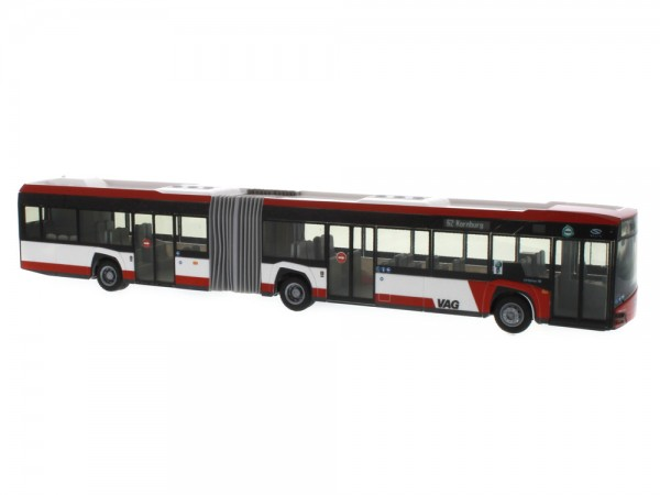 Solaris Urbino 18 '14 VAG Nürnberg, 1:87