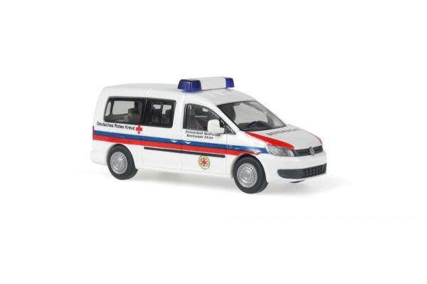 Volkswagen Caddy Maxi 11 DRK Bergwacht Ellrich, 1:87